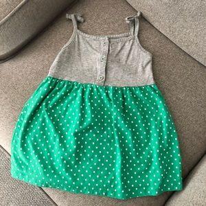 Carter's Dresses - Carter's 24 months Baby Girl Tank Dress